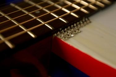 Guitarra 4baja