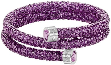 swarovski-swarovski-crystaldust-heart-double-bangle-purple-purple-stainless-steel