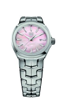 TAG Heuer_LINK LADY_PINK DIAL (5)
