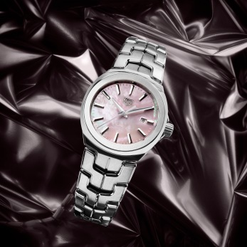 TAG Heuer_LINK LADY_PINK DIAL (7)