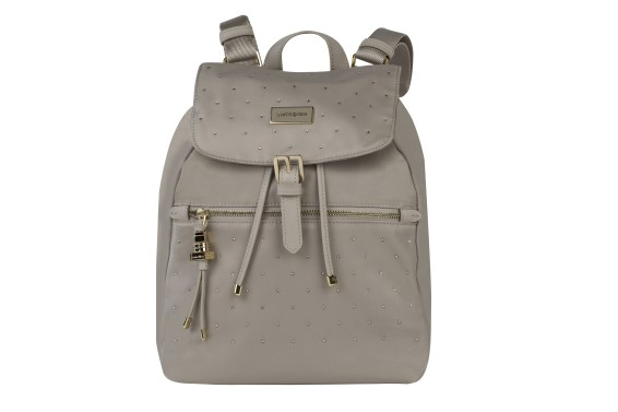 SAMSONITE LADIES HANDBACK KARISSA BACKPACK STONE