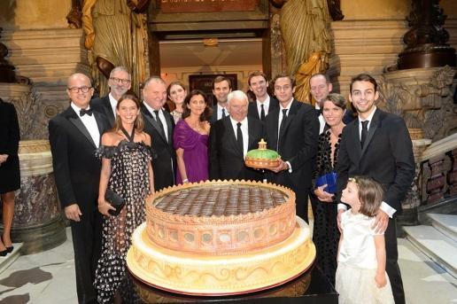 70th_Anniversary__Cassegrain_Family__cake_10826